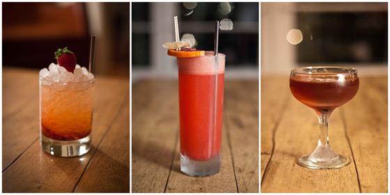three-cocktails